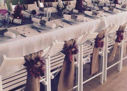 Christmas Devoration & Linen Hire