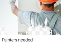 Painting helper needed