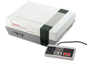 Jachète les vieux jeux vidéo