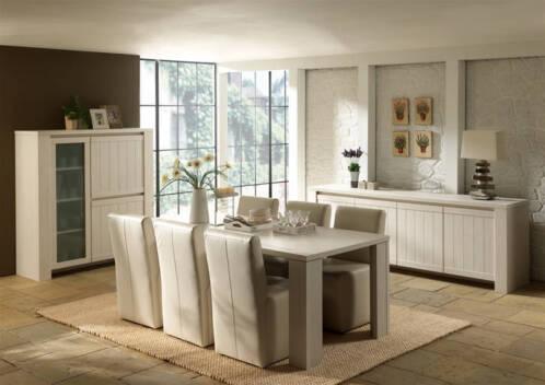 Landelijke woonkamers nu v a 1190 www a meubel nl for Woonkamer inrichting compleet
