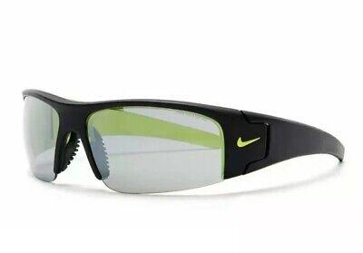 Nike Max Optics Diverge Sunglasses EV0325 007 Sports Black/Volt (Nike Max Optics Sunglasses)