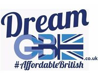 DreamGB .co .uk / DreamGB Limited Business For Sale