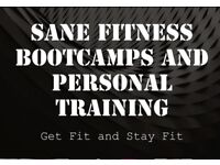 Personal Trainer / Training and Bootcamp sessions!