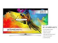 "LG 49"" 4K HD Smart TV"
