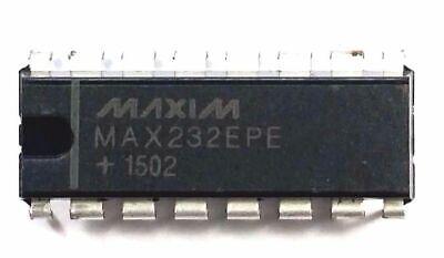 10pcs Maxim Max232epe Max232 - Dual Rs232 Driver Receiver