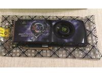 XFX NVIDIA GEFORCE 9800 GTX 512MB - DUAL DVI - PCI-E - VIDEO GRAPHICS CARD - Bargain at £15