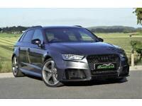 2015 Audi RS3 SPORTBACK QUATTRO NAV Semi Auto Hatchback Petrol Automatic