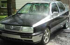 1996 Volkswagen MAKE OFFER great body and floor