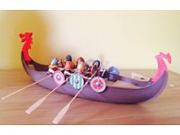 Playmobil Viking Longboat 6330