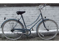 Ladies Vintage dutch bike RALEIGH CAPRICE size frame 20 serviced ready to go - Welcome