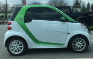 2014 Smart Electric Drive
