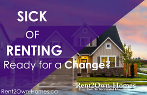 Rent2Own- The Ultimate Homebuyers Program