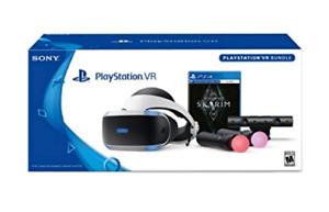 Playstation VR- Skyrim edition