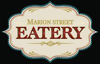 Marion Street Eatery - NOW HIRING - Front of House Supervisor