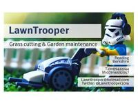 Gardening services by LawnTrooper
