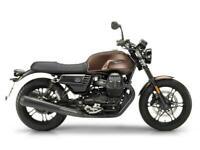 Moto Guzzi V7 III Stone Night Pack Bronze - Huge Saving