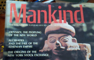 Mankind, The Magazine of Popular History 7 Issues Kitchener / Waterloo Kitchener Area image 2