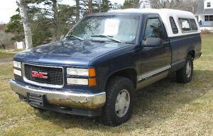 1998 GMC Sierra 1500 Pickup Truck 4x4 !!!!! SOLD !!!!!