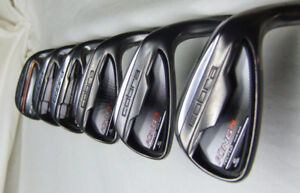 'New' Cobra King F6 iron set ... Actual pictures posted