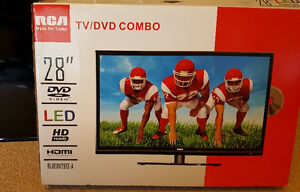 "28"" RCA TV/DVD Combo with remote - ""NEW"""
