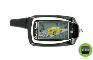 2 WAY REMOTE START , I MILE RANGE WITH LCD FOB $725.00 INSTALLED
