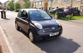 2007 NISSAN MICRA 1.2 F.SH OWNED SINCE 2016 CHEAP RUNAROUND NEW DRIVER