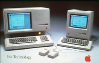 Wanted $ for an old, Apple Lisa, Apple II, Mac Classic/SE.