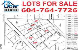 13 LOTS WITH RH-G ZONING AVAILAVLE