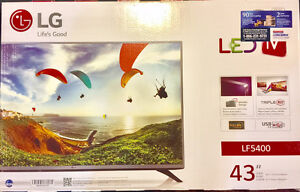 "43"" LED TV on Sale"