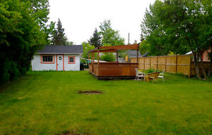 RV LOT FOR RENT - SYLVAN LAKE