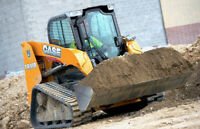 BOBCAT and EXCAVATION