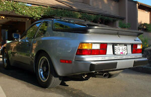 Stock 1984 collector 944 porsche