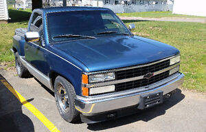 1990 Chevrolet C1500 Stepside - 350 5SPD !!!