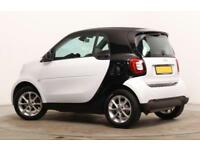 2016 White Smart Fortwo 1 0 71 Pion Petrol 2dr Coupe Car Finance Fr 25 Pw