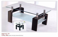 COFFEE TABLES STARTING $99...LOWEST PRICES GUARANTEED