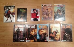 Comics and Graphic novels for sale or trade make me an offer  Strathcona County Edmonton Area image 2