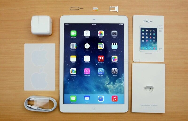 IPAD AIR CELLULAR UNLOCKEDWIFI WHITE AND SILVER WITH SMART COVERin Leicester, LeicestershireGumtree - IPAD AIR CELLULAR UNLOCKED WIFI WHITE AND SILVER WITH SMART COVER As good as new with original box ,charger and USB cable and case from day one have had this iPad in a case with a screen protector,as new no scratches or no mark.used few months ,I am...
