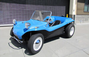 Looking for fibre glass dune buggy with no engine