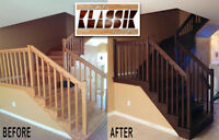 Klassïk Floors ( sanding staining and varnishing) & more...