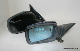 BMW E46 Coupe Cabriolet Door Wing Mirrors 330ci 330cd 318ci 325ci 323ci 328ci