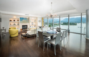'ONE HARBOUR GREEN'  -WATERFRONT VIEW CONDO