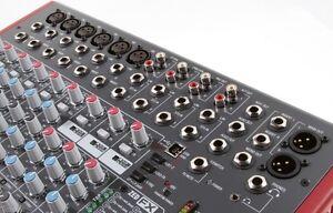 Allen & Heath ZED-12FX, mixer, console