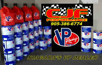 VP Race Fuel available at CJF Performance