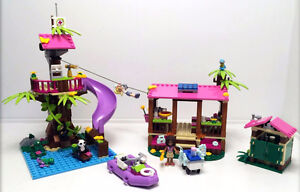 41038 Jungle Base Rescue   Lego FRIENDS