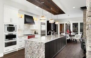 Granite and Quartz counter tops
