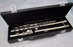 Merana Student flute with case