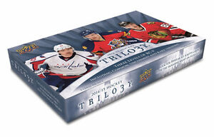 Hockey Card Boxes & Packs In Stock Upper Deck, Panini, OPC