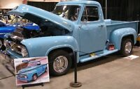 Fully Restored 1953 Ford F100