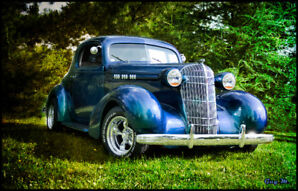 Olds coupe 1936