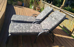 Lounge chairs  for patio